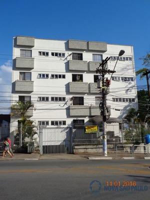 Apartamento Para Locação No Bairro Centro Em Diadema - Cod: Di473 - Di473