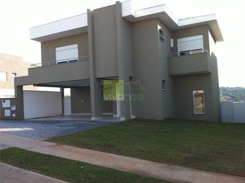Imagem 1 de 30 de Casa Residencial À Venda, Loteamento Alphaville Campinas, Campinas. - Ca0275