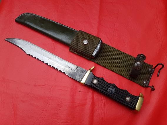 Sable Cuchillo Erizo Comando 3 Usado En Malvinas Exelente