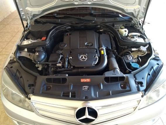 Mercedes C200 2011 1.8 Turbo Cgi Advantgard Teto Solar