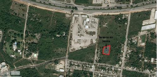 Imagen 1 de 4 de Terreno En Venta En La Colonia Dzununcán