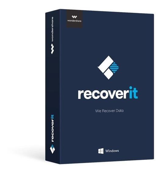 Wondershare Recoverit 8.0.4.12 - Em Português