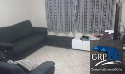 Sobrado Para Venda Em Santo André, Jardim Santo Antônio, 2 Dormitórios, 2 Suítes, 3 Banheiros, 2 Vagas - 6846_1-1299044