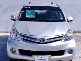 Toyota Avanza Premium Aut 5 Puertas