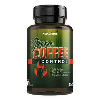 Green Coffee Control Café Verde - 60 Cápsulas - Melcoprol