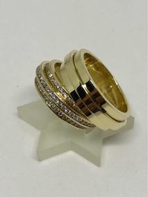 Glitter Joias Alianças Vivara Love Me Ouro E Diamantes