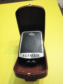 Flash Agfa German+case+lâmpada Origin.peq.avaria Frete 15,00
