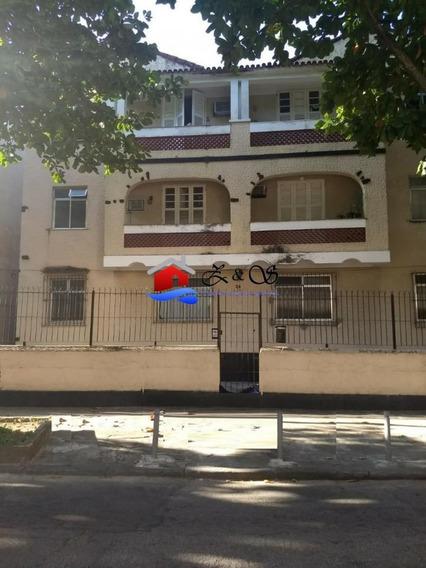 Excelente Apartamento De Dois Quartos No Grajaú-rj - Gr263