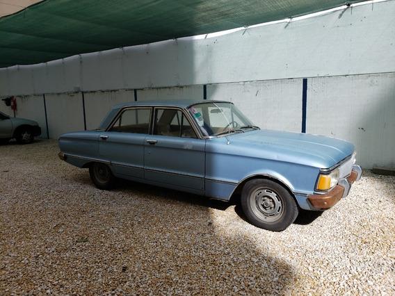 Vendo Ford Falcon Modelo 81 Original Con 42.000 Km. Reales