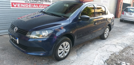 Volkswagen Voyage Trendline 1.6 Gnc