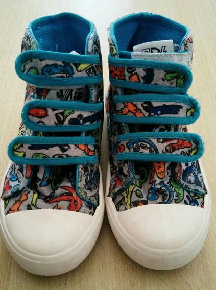 Zapatillas Grisino Botitas. Impecables!!