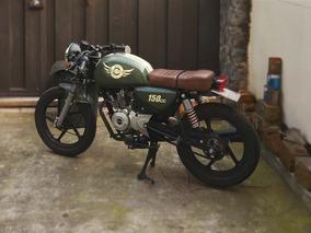 Moto Café Racer Bajaj