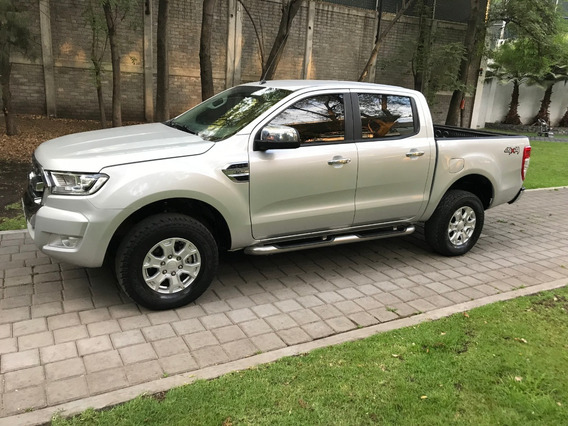 Ford Ranger 4x4 Diesel Automatica 2017 (impecable)