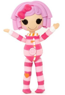 Lalaloopsy Mini Silly Singers Pillow Featherbed Doll