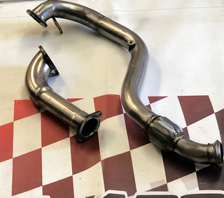 Downpipe Inox Mercedes A250