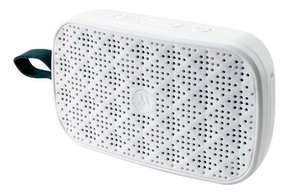 Motorola Parlante Bt Sonic Play 100 Spoo6 Blanco