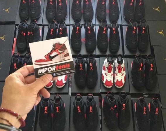 Jordan 6 Infrared T26-29 100% Originales