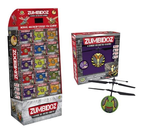 Zumbidoz - Insectos Voladores Helicóptero