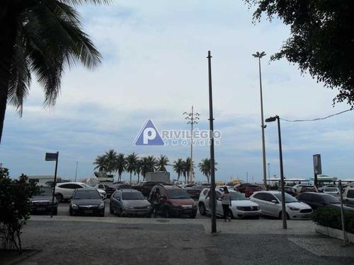 Apartamento À Venda, 3 Quartos, 1 Suíte, 1 Vaga, Leme - Rio De Janeiro/rj - 7091