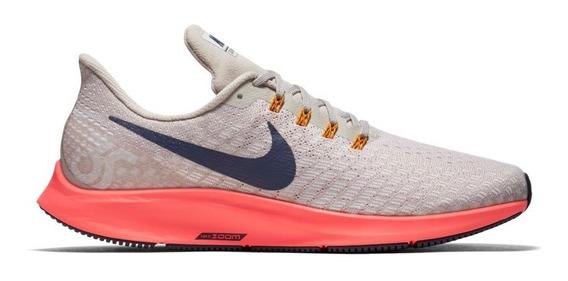 Zapatillas Nike Air Zoom Pegasus 35 Azul Running Hombre