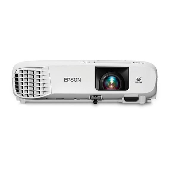 Projetor Epson Powerlite X39 3lcd Xga Hdmi 3500lum V11h85502