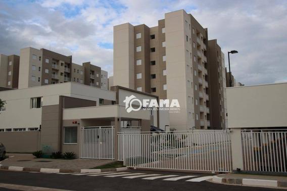 Apartamento Com 2 Dormitórios À Venda, 58 M² - Residencial Premiere Morumbi - Paulínia/sp - Ap0534