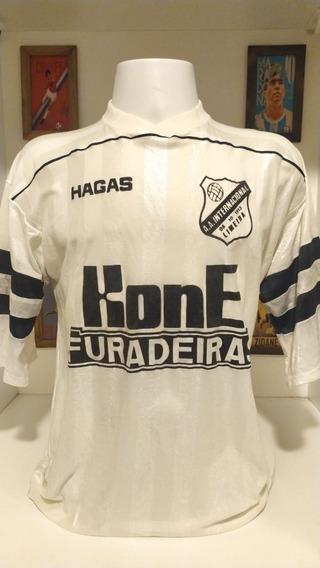 Camisa Futebol Inter De Limeira Hagas
