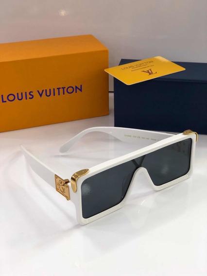 Óculos De Sol Millionaires Máscara Lv