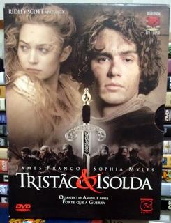 Tristão E Isolda Dvd Duplo Com Luva Original | Frete Grátis