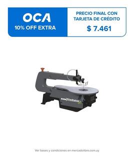 Sierra Caladora De Banco Gladiator Pro Sk856/2/25