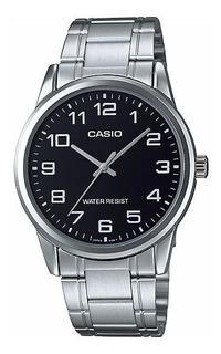 Reloj Casio Hombre Mtp-v001d-1 Metal Wr Clasico Gtia 2 Años