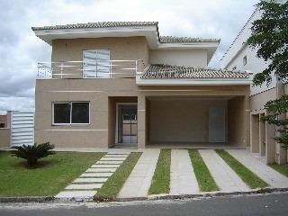 Casa Residencial À Venda, Condomínio Villa Verona, Sorocaba - Ca1604. - Ca1604