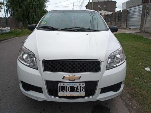 Chevrolet Aveo Aveo G3 Ls 1.6n M/t