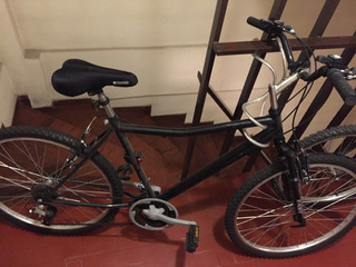 Bicicleta R26cambiosshimano+linga+luz Trasera+ Inflador Beto