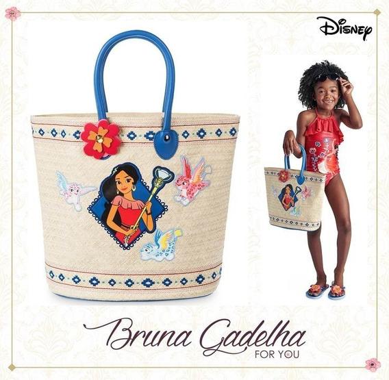 Bolsa Praia-piscina Elena Alavor Original Disney Store