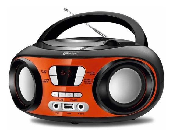 Rádio Portátil Boombox Bx 18 Mondial Com Bluetooth Bivolt