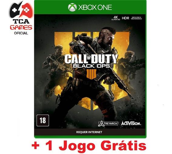 Call Of Duty®: Black Ops 4 Xbox One Mídia Digital