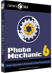Photo Mechanic 6.0 Para Windows Com Ativação