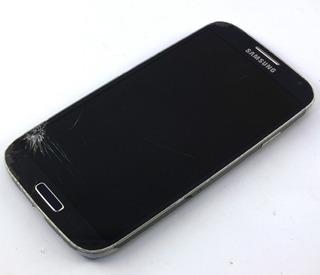 Celular Samsung S4 Gt-19515l Defeito Tela Trincada T0029