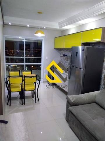 Apartamento Com 1 Dormitório Para Alugar, 52 M² Por R$ 2.400,00/mês - Spettacolo Patriani - Sorocaba/sp - Ap0514