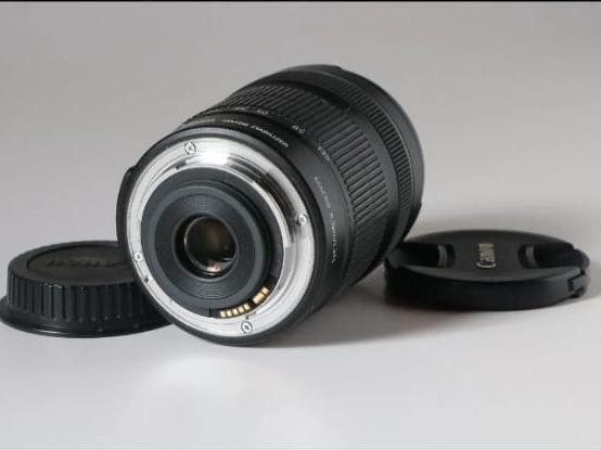 Objetiva Canon 18 135 Stm