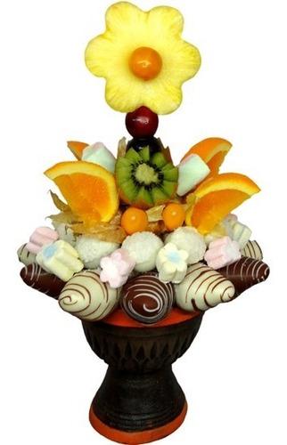 Arreglos Frutales Florales Chocolates