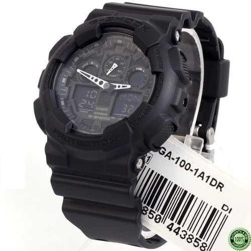 Relógio Casio Masculino Gshok Ga100-1a1dr Original Barato