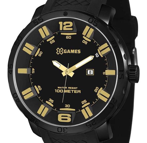 Relógio X-games Masculino Xmnp1001 P2px Original + N. Fiscal