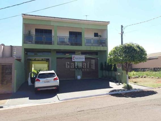 Comercial Casa Com 3 Quartos - 454270-v