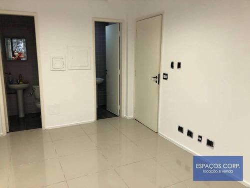 Imagem 1 de 12 de Conjunto À Venda, 47m² - Brooklin - São Paulo/sp - Cj2426