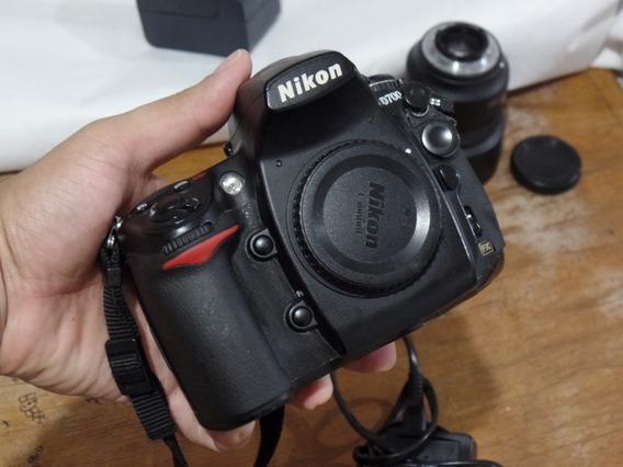Nikon D700 Excelente Estado