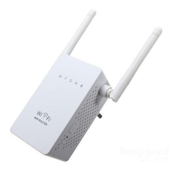 Roteador Repetidor Amplificador Sinal Wireless Wifi 2.4 Ghz
