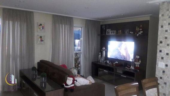 Apartamento 3 Dormitórios (2 Suítes) À Venda, Vila Lageado, São Paulo. - Ap0596