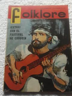 Revista Folklore N° 61 Ed Extraordinaria Festival Cosquin